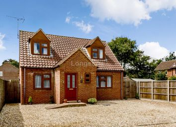 Thumbnail 4 bedroom detached house for sale in Wellingham Road, Litcham, King's Lynn