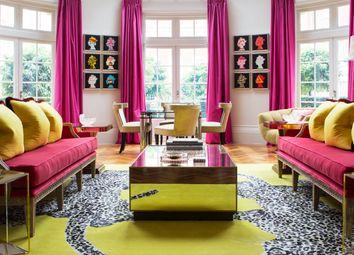 Thumbnail 5 bed maisonette to rent in Academy Gardens, Duchess Of Bedford's Walk, Kensington, London