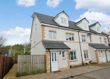 Thumbnail 5 bed terraced house for sale in Quinn Court, Lanark