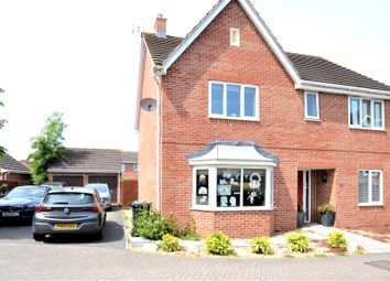 Thumbnail 4 bedroom detached house for sale in Mildenhall Way Kingsway, Quedgeley, Gloucester, Gloucestershire