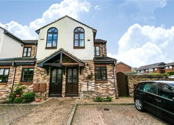 Thumbnail 2 bed end terrace house for sale in Bishops Mews, Commercial Road, Tonbridge