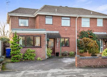 Thumbnail 3 bed semi-detached house for sale in Mayne Street, Hanford, Stoke-On-Trent