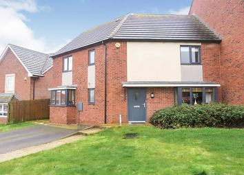 3 bed end terrace house for sale in Neptune Road, Wellingborough NN8
