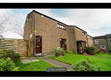 Thumbnail 2 bed end terrace house to rent in Woodhead View, Cumbernauld, Glasgow