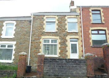 Thumbnail 4 bed terraced house for sale in Morris Street, Maesteg, Maesteg, Mid Glamorgan