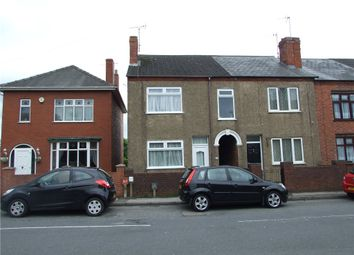 Thumbnail 3 bed end terrace house for sale in Sleetmoor Lane, Somercotes, Alfreton