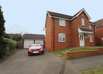 Thumbnail 4 bed detached house to rent in Fernbank Crescent, Walsall