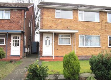 2 bed maisonette to rent in Hazeltree Croft, Acocks Green, Birmingham B27