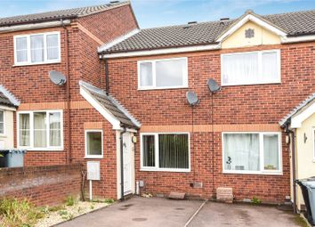 Thumbnail 2 bed terraced house for sale in Campbell Close, Grantham