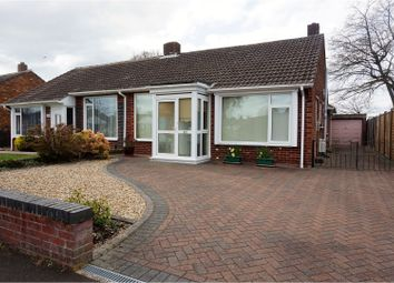 Thumbnail 2 bed semi-detached bungalow for sale in Abbeyfield Drive, Fareham
