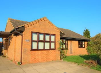 Thumbnail 2 bed detached bungalow for sale in Northorpe Road, Donington, Spalding