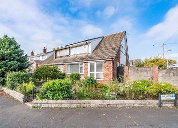 Thumbnail 3 bed semi-detached house for sale in Railton Close, Rainhill, Prescot