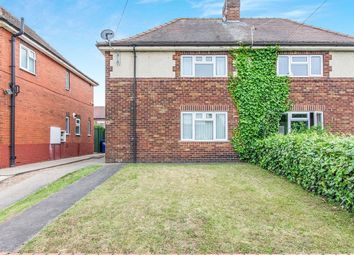 Thumbnail 3 bedroom semi-detached house for sale in Wheatley Hall Road, Doncaster