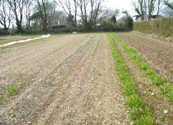 Thumbnail Land for sale in Rosudgeon, Penzance, Cornwall