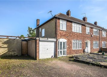 Thumbnail 3 bed end terrace house for sale in East Mead, Ruislip, Middlesex