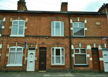 Thumbnail 2 bedroom terraced house for sale in Avenue Road Extension, Leicester