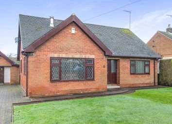 Thumbnail 3 bed detached bungalow for sale in Long Lane, Carlton-In-Lindrick, Worksop