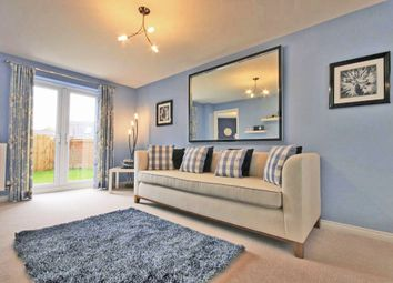 "Thumbnail 3 bed semi-detached house for sale in ""Fairway"" at Great Denham, Bedford"