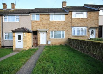 Thumbnail 3 bed terraced house for sale in Laburnum Drive, Chelmsford, Essex