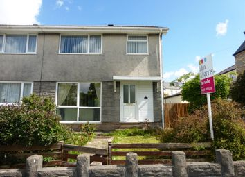 Thumbnail 3 bed end terrace house for sale in Windsor Road, Penarth