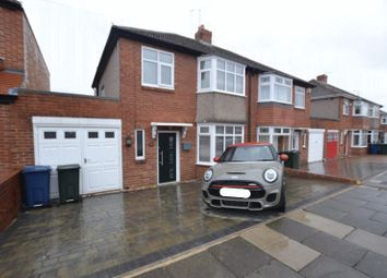 3 bed semi-detached house to rent in Cleveland Gardens, High Heaton, Newcastle Upon Tyne NE7