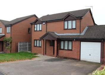 Thumbnail 4 bed detached house to rent in Harpenden Drive, Allesley, Coventry