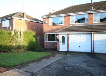 Thumbnail 3 bed semi-detached house for sale in Mountfield Avenue, Sandiacre, Nottingham