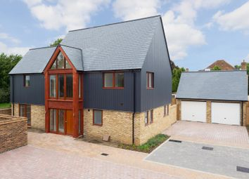 Thumbnail 5 bed detached house for sale in Manor Road, St Nicholas-At-Wade
