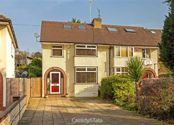 Thumbnail 4 bed semi-detached house for sale in Folly Lane, St Albans, Hertfordshire