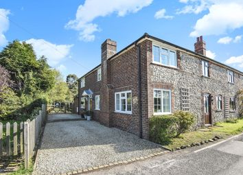 Thumbnail 3 bed semi-detached house for sale in Forestside, Rowland's Castle