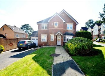 Thumbnail 4 bedroom detached house for sale in Treacle Row, Silverdale, Newcastle