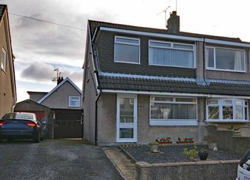 Thumbnail 3 bed semi-detached house for sale in Sands Road, Ulverston, Cumbria