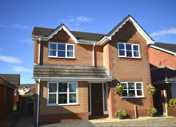 Thumbnail 4 bed detached house for sale in Aspen Grange, Weston Rhyn, Oswestry