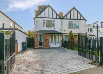 Thumbnail 3 bed semi-detached house to rent in Old Nazeing Road, Broxbourne, Hertfordshire