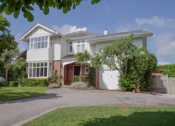 Thumbnail 5 bed detached house for sale in The Headlands, Cliff Road, Torquay