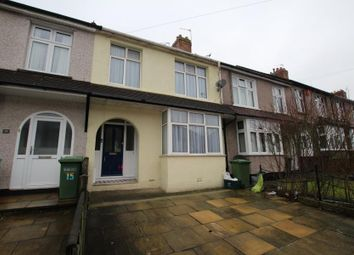 Thumbnail 4 bed property to rent in Fourth Avenue, Bristol