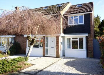 Thumbnail 4 bed semi-detached house for sale in Vivienne Close, Twickenham
