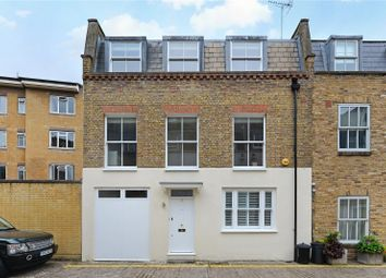 Thumbnail 3 bed mews house to rent in Coleherne Mews, London