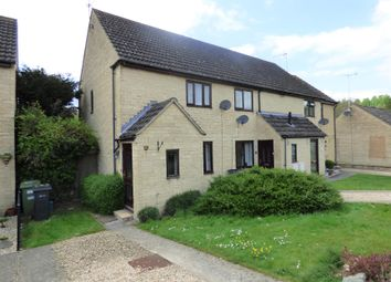 Thumbnail 2 bed terraced house for sale in Field Close, South Cerney, Gloucestershire