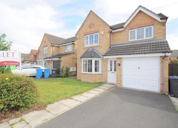 Thumbnail 3 bed detached house to rent in Chandlers Court, Hull