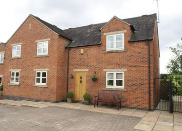 Thumbnail 4 bed property for sale in Manor Court, South Wingfield, Alfreton, Derbyshire