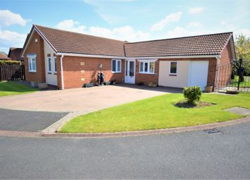 Thumbnail 3 bed detached bungalow for sale in Stoupe Grove, Redcar