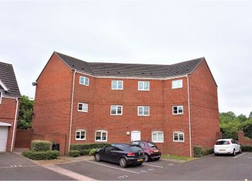 Thumbnail 2 bedroom flat for sale in Windrush Close, Pelsall, Walsall