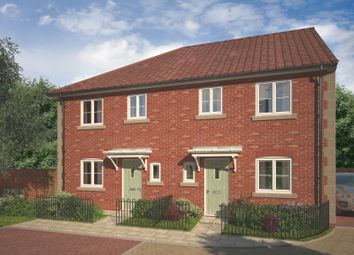 Thumbnail 3 bed semi-detached house for sale in The Street, Broughton Gifford, Melksham
