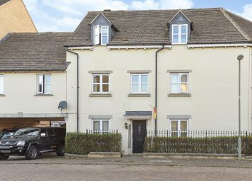 Thumbnail 4 bed terraced house for sale in Pear Tree Walk, Carterton