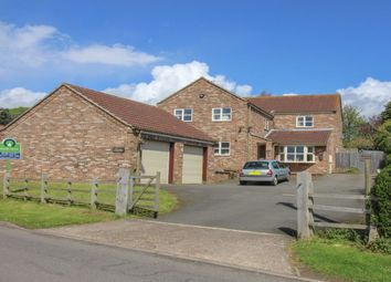 Thumbnail 5 bed detached house for sale in North Wheatley, Retford