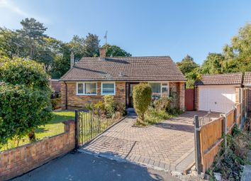 Thumbnail 2 bed detached bungalow for sale in Flower Crescent, Ottershaw, Chertsey