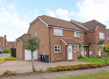 Thumbnail 3 bed end terrace house for sale in Church Fields, Nutley, Uckfield