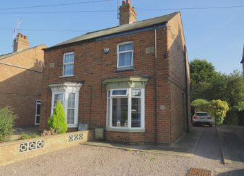 Thumbnail 3 bedroom semi-detached house for sale in Pennygate, Spalding