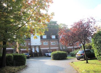 Thumbnail 4 bed town house to rent in St. Nicholas Crescent, Pyrford, Woking
